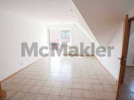 Kapitalanlage oder neues Zuhause: Großzügige 3-Zi.-Dachgeschosswohnung mit Balkon in Westerkappeln
