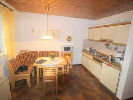 Helle voll möblierte 1 ZKB-Erdgeschoss-Wohnung in Bensheim-Gronau