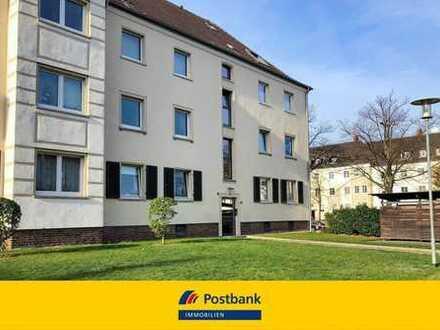 Wohnen in attraktiver Umgebung! 3-Zimmer-Wohnung mit Balkon in zentraler Lage von Braunschweig.