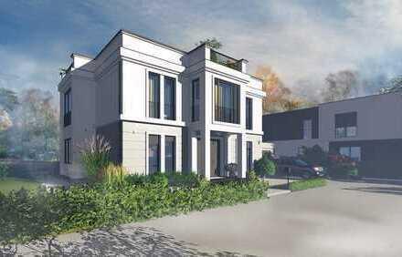 Neubau- Villa vom Feinsten