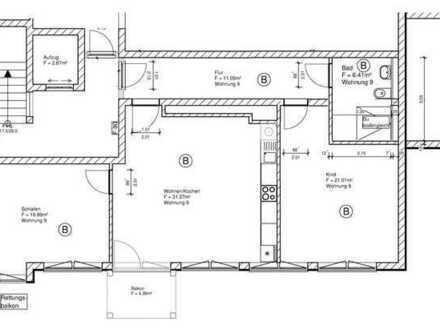 Barrierefreie 3-Zimmer Wohnung im Herzen von Leegebruch