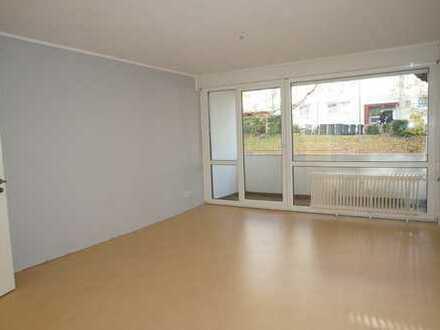 Helle 3-Zimmer-Erdgeschosswohnung in ruhiger & zentraler Lage