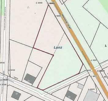 Achtung - Preissenkung für Grundstück in Lanz