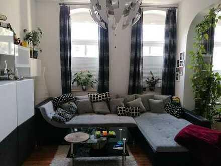 Große 4 Raumwohnung + Balkon + Badewanne in Dresden zu vermieten