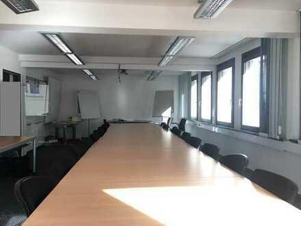 Mietpreis verhandelbar!! 395 qm Büroflächen auf zwei Ebenen, mitten in Ulm - teilbar ab 200 qm