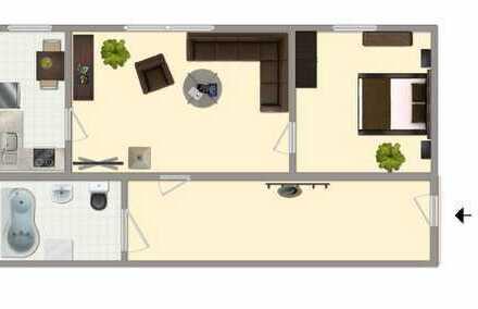 Bild_Günstig Wohnen - 2 Zimmer I renoviert