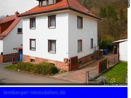 Ein-Zweifamilienhaus