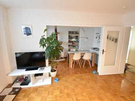 RUDNICK bietet MIT ÜBERDACHTER TERRASSE: 3 Zimmer EG-Wohnung in Barsinghausen Langreder