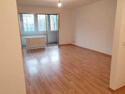 Exklusive, geräumige und vollständig renovierte 1-Zimmer-Wohnung mit Balkon in Münster