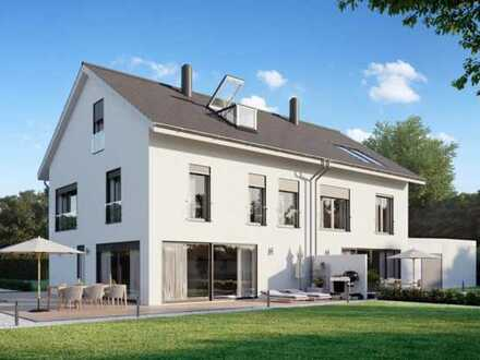 E&Co.- Projektion DHH in hochwertiger Ausstattung vorbereitetes Smart-Home u.a.