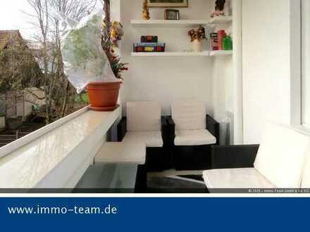 ++sonnige 3 Zimmerwohnung mit Veranda und Süd-Balkon++
