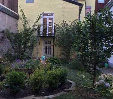 Maisonette, 2 Zi. +, überdachte Terasse, Balkon