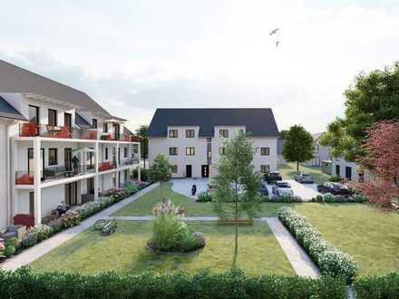 Neubau-Eigentumswohnungen in Esebeck / Haus 2 Whg. 2
