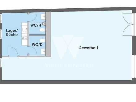 Gehweglage und barrierefrei - Neubau mit flexibler Raumaufteilung und -gestaltung