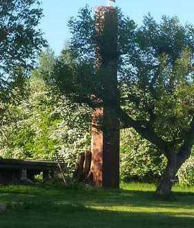 Bungalow in 2ter Reihe, vermietet + Bauerwartungsland für Mehrfamilienhaus