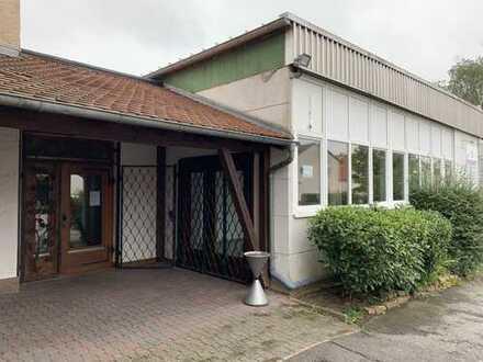 Büroräume zentral in Altenhaßlau zu vermieten