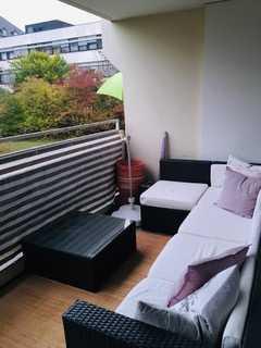gepflegte 2 Zimmer Wohnung zu verkaufen