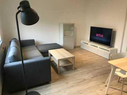 NEU: Vollständig renovierte und möblierte 3-Zimmer-Wohnung