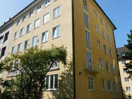 Top sanierte 3 Zimmer Wohnung im Herzen der Maxvorstadt