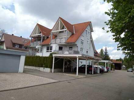 Gepflegte 4,5-Raum-Maisonette-Wohnung mit Balkon und Einbauküche in Beilstein