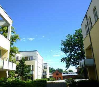 """Schöne 2-Zi-Wohnung mit Balkon in Potsdam, Sattlerstraße - Wohnarreal am """"Ruinenberg"""""""