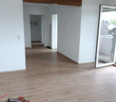 Schöne 1-Zimmer Wohnung mit Balkon neu renoviert