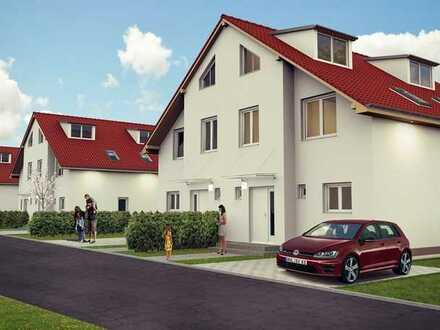 Doppelhaushälfte Nr. 8 rechts