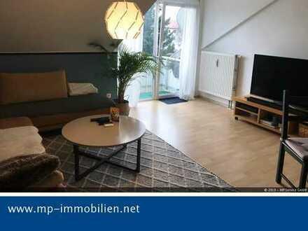Kapitalanlage - Dachgeschosswohung mit Balkon und Stellplatz in 88457 Kirchdorf
