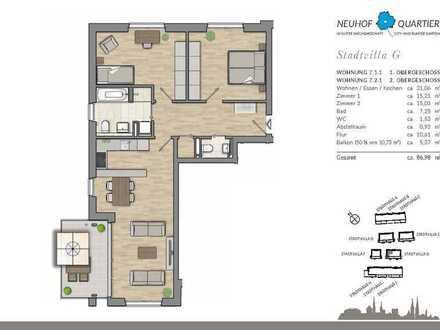 Ihre neue 3-Zimmer Wohlfühloase im Herzen des Gründerzeitviertels