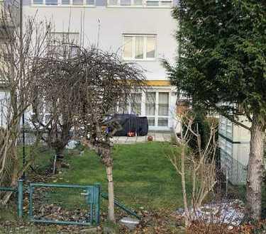 Wohnung statt Haus - 3 Zimmer Maisonettewohnung mit Garten