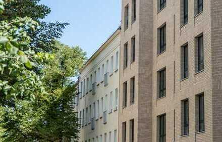 HOMESK - Erstbezug! Helle 2-Zimmer Neubauwohnung mit Balkon