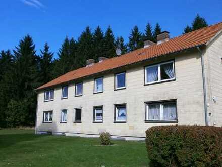 KUNZE: 3-Zimmerwohnung in Clausthal-Zellerfeld