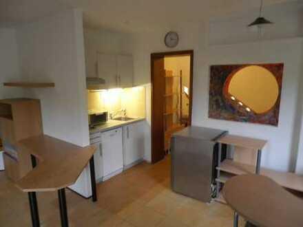 Appartement mit Charme zentral in Tübingen -wenn klein groß rauskommt