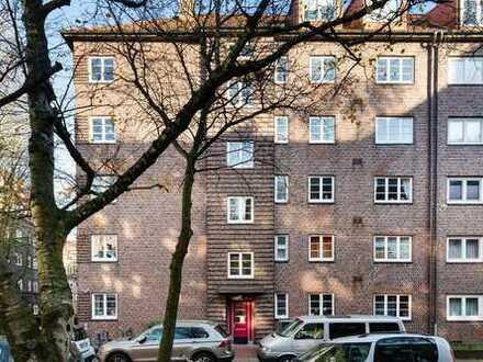 Perfektes Anlageobjekt! Vermietete 2-Zi-Whg im schönen Winterhude zu verkaufen - glindweg7.de