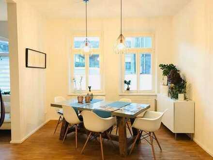 Sanierte 3 Zimmer Wohnung mit historischen Ambiente