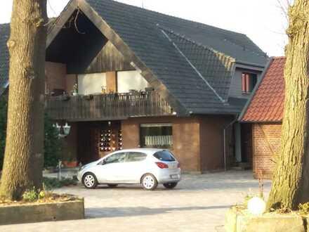 Freundliche 4-Zimmer-Wohnung in ländlicher und ruhiger Idylle