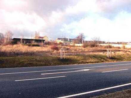 Freiraum für Ihr Geschäft! Gewerbegrundstück in Nähe der neuen Autobahn A71 in Artern zu verkaufen!