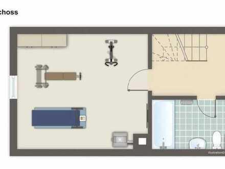 6 qm, FRANKFURT: 1 WG-Zimmer ab sofort frei, Studenten/Praktikanten/Job-Starter, 6 Min. zur U-Bahn d