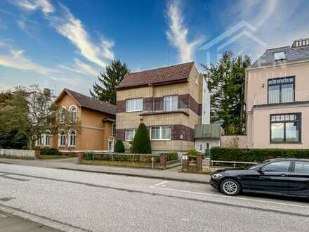 Entdecke die Möglichkeiten - Stadtvilla Rahlstedt