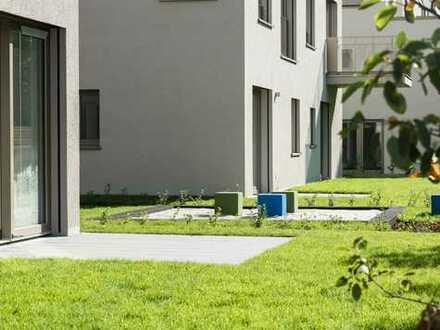 Neubau-Erstbezug: HOMERUN - Familienfreundliche 4-Zimmer-Gartenwohnung zum Wohlfühlen