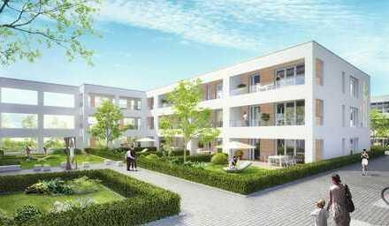 Provisionsfrei! Schöne 2-Zimmer-Wohnung in Karlsruhe-Knielingen (334)
