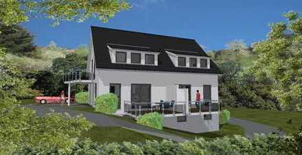Sonnige Doppelhaushälfte, ideal für eine Familie