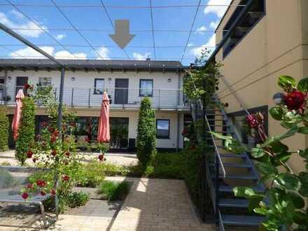 Barrierefreie Zukunfts-Immobilie als Altersvorsorge! Besondere Komfort-Wohnung in Borken-Burlo