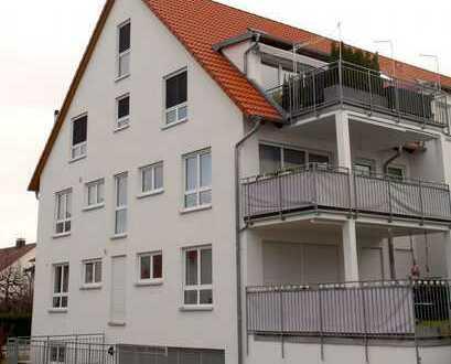 Ihr neues Zuhause: Ansprechende barrierefreie 3-Zimmer-Wohnung mit großem Balkon