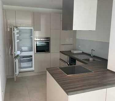 Exklusive, neuwertige 2,5-Zimmer-Wohnung mit EBK in Augsburg