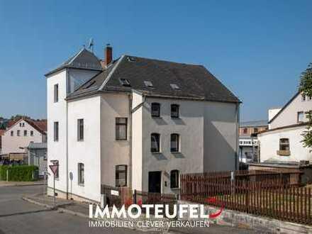 Mehrfamilienhaus in ruhiger Seitenstraße