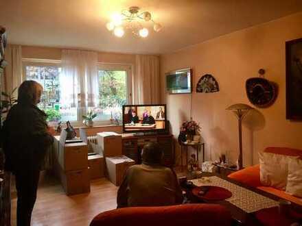Helle, gut geschnittene 3-Zimmer Wohnung in Düsseldorf, Oberbilk