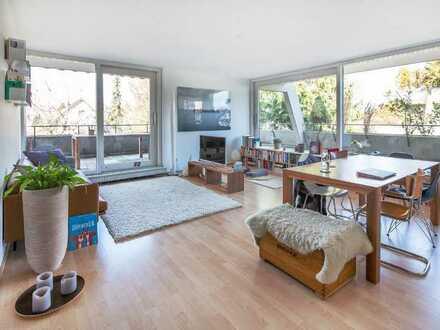 MAIER - 4 Zimmer Dachterrassenwohnung nahe dem Englischen Garten!