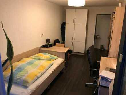 Möbliertes, modernes WG-Zimmer in bester Lage direkt im Uni-Center!!!