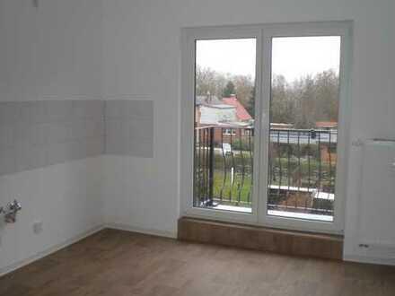 Tolle 3 R. Wohnung in Ebw. OT Finow, Erstbezug, Stellplatz nach Ausbau Hof, Kontakt 03334 353569